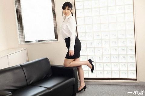 現役女子大生のカラダを張った就職面談 藤沢えみり