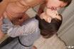 濃厚な接吻と肉体の交わり 三花れな